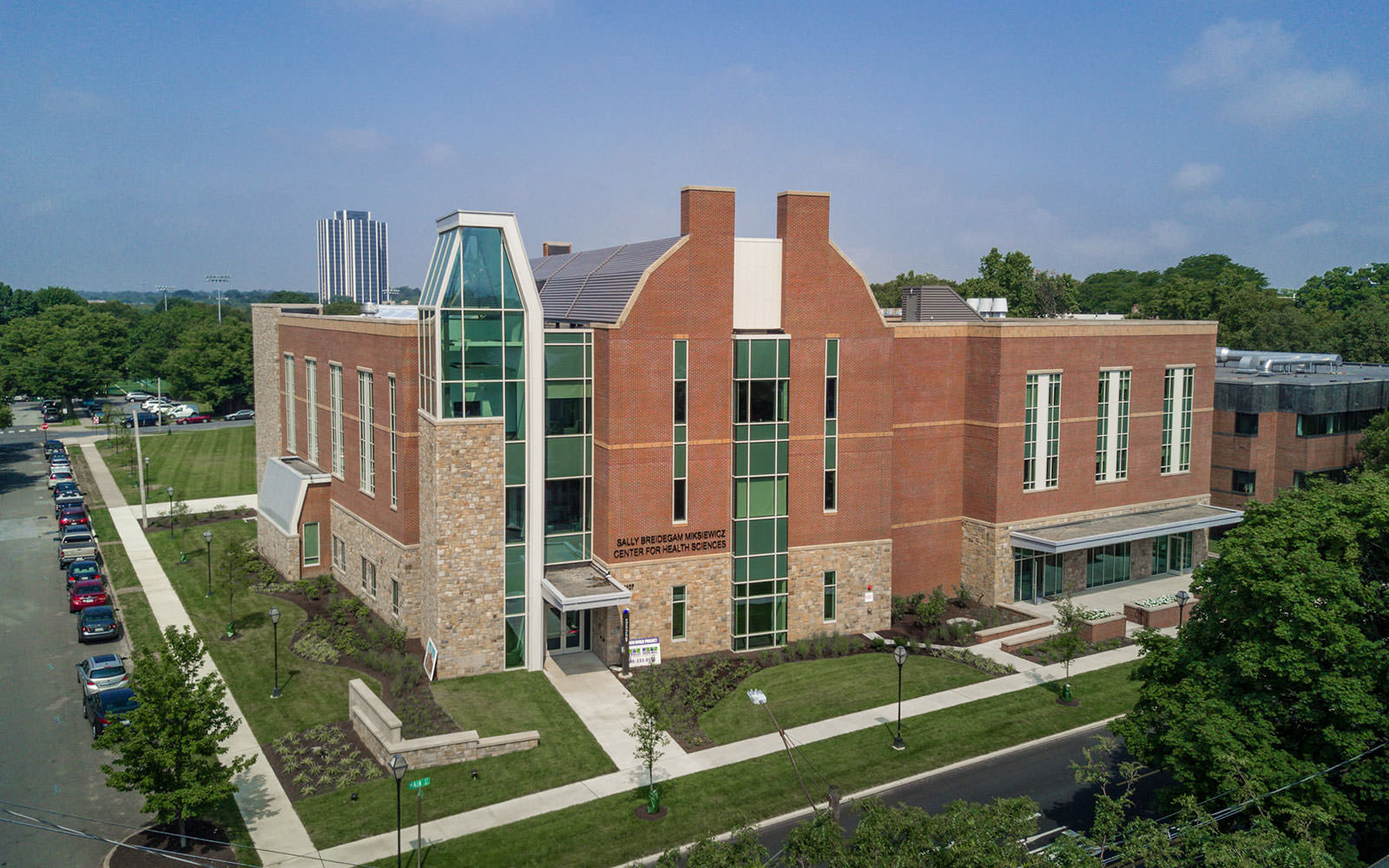 Sally Breidegam Miksiewicz Center for Health Sciences Building