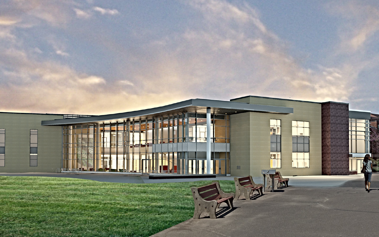 New STEM Facility at BCCC