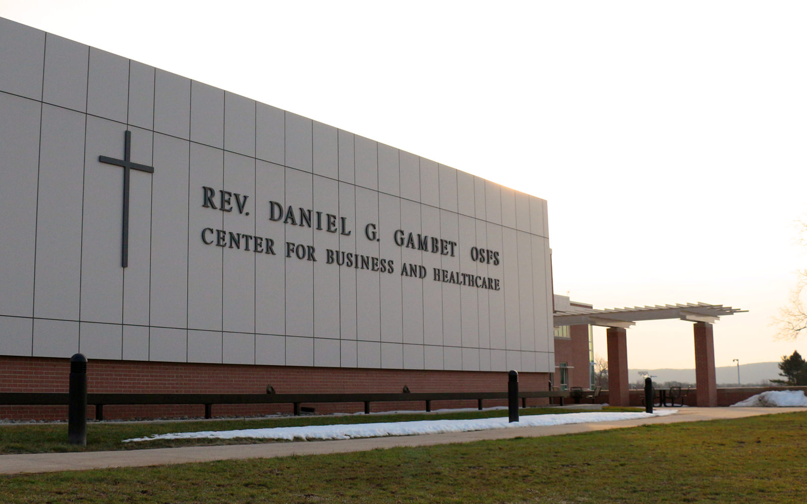 Gambet Center for Business and Healthcare at DeSales University