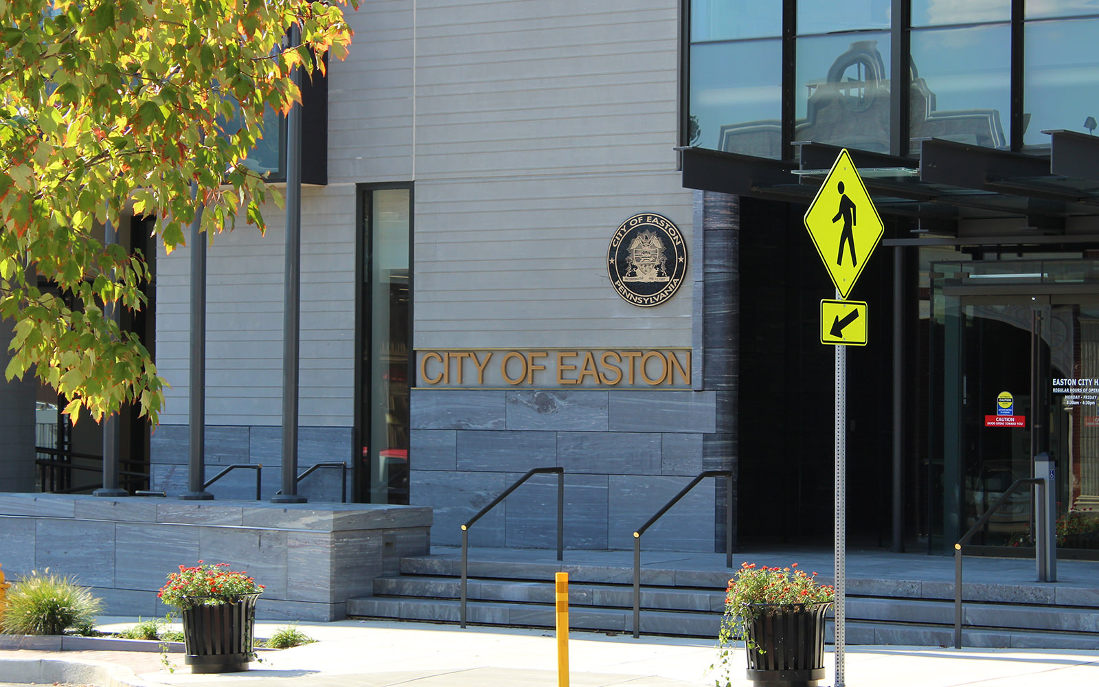 New Easton City Hall