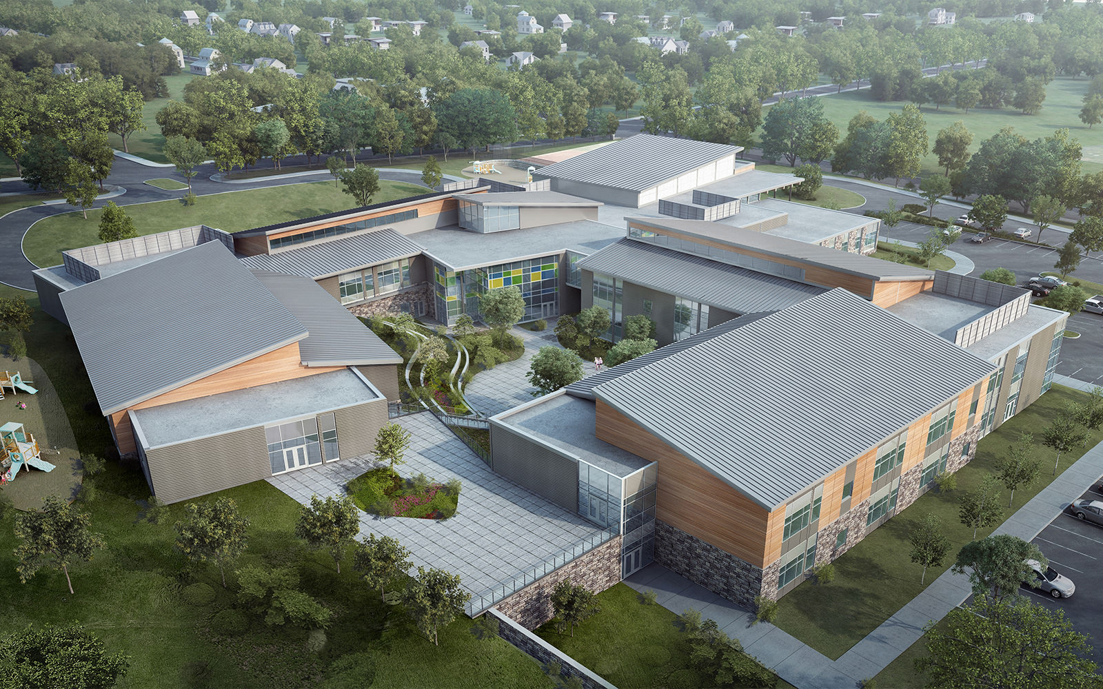 School District of Springfield Township Projects